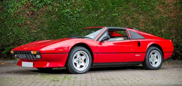 Over 60 classic cars will be offered in Silverstone Auctions' autumn sale at Silverstone race circuit this Saturday. Topping the bill is a stunning, low mileage 1985 Ferrari 308 GTS Quattrovalve, estimated at between £80,000 and £90,000. The car has covered just over 10,000 miles from new.