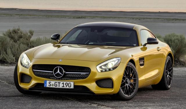 The Mercedes-AMG sports car brand is moving into a new, top-class sports car segment for the company. The Mercedes-AMG GT is the second sports car developed entirely in-house.