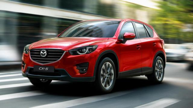 The 2015 Mazda CX-5 upgraded model goes on sale in the UK this spring, priced from £22,295 to £30,595. The 16-strong model range features interior and equipment upgrades, as well as exterior enhancements.