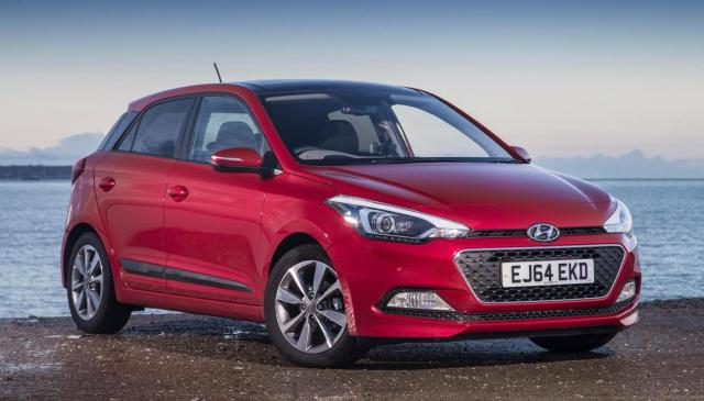 The New Generation Hyundai i20 goes on sale this week, priced from £10,695.