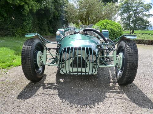 The very first car to carry a 'BHL' chassis number, after its creator, Brian Horace Lister, is for sale by private treaty at H&H Classics, one of Europe's leading specialist auctioneers of classic vehicles. Lister, who died on December 16, was the man behind the eponymous marque best known for its green-and-yellow, Jaguar-powered sports-racers of the 1950s driven by the diminutive Archie Scott Brown. The 1951 Tojeiro-JAP offered by H&H is the machine that started Lister, Scott Brown and legendary engine tuner Don Moore on the road to countless racing successes.