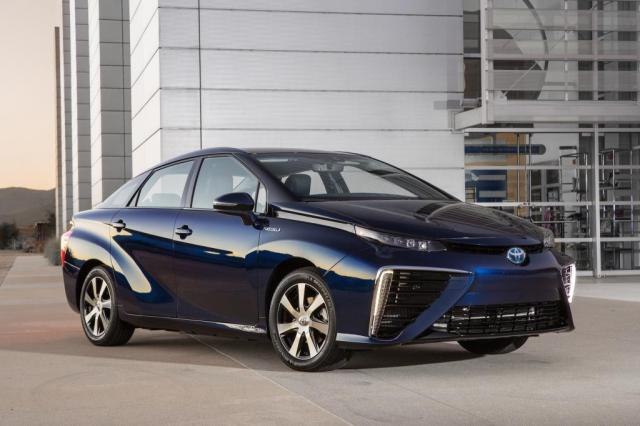 Toyota announced it is to increase production of its Mirai fuel cell car. The hydrogen-powered saloon was launched in Japan in December and will be introduced in the UK and other European markets during 2015.