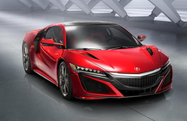 Twenty-five years after the debut of the original NSX supercar, Acura revealed the production version of its highly anticipated successor - the next-generation Acura NSX, developed and produced in the US - at the North American International Auto Show.