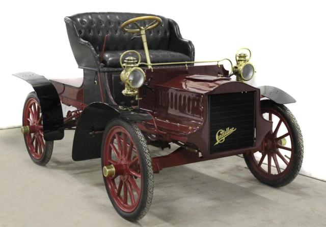 1904 Cadillac B 4S