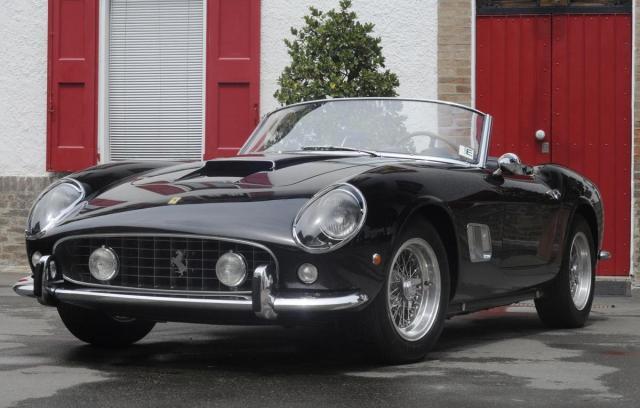 1961 Ferrari GT250 California Spyder