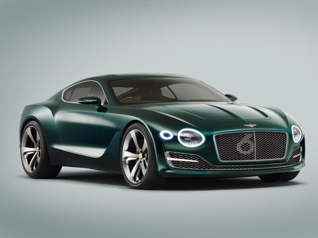 Bentley's EXP 10 Speed 6 made its debut in China at Auto Shanghai. The concept shows the future direction of luxury and performance. EXP 10 Speed 6 is a British interpretation of a high-performance two-seater sports car.