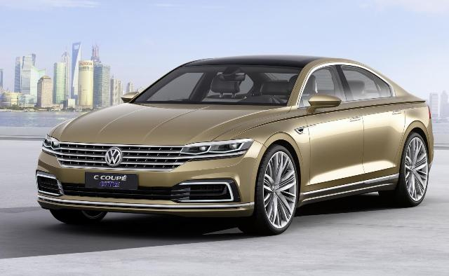 Volkswagen has presented the new C Coupé GTE at Auto Shanghai. This four-door concept car for the Chinese market – which is over five metres in length – combines exclusivity, perfection and passion. It is powered by an innovative plug-in hybrid drive system.