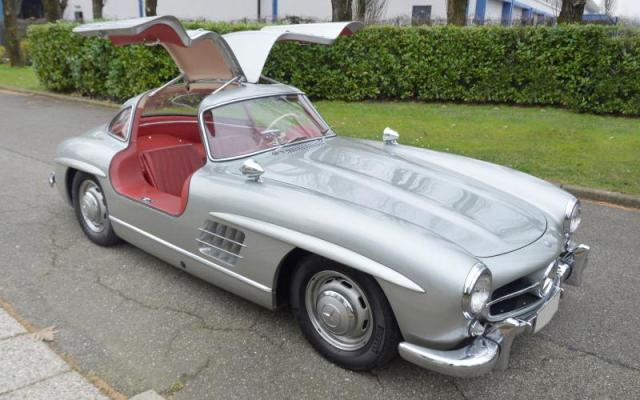 Auctioneers Coys achieved results in excess of €8m at their Techno-Classica sale in Essen, Germany. The auction included a 1955 Mercedes-Benz 300 SL Gullwing, that sold for €1,088,405.